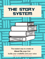 The STORY System Front Page